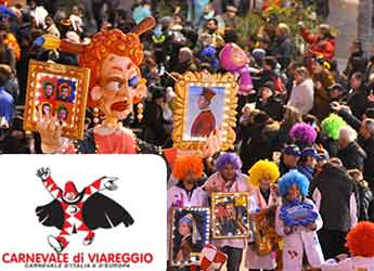 Carnevale di Viareggio 2019, eventi Viareggio