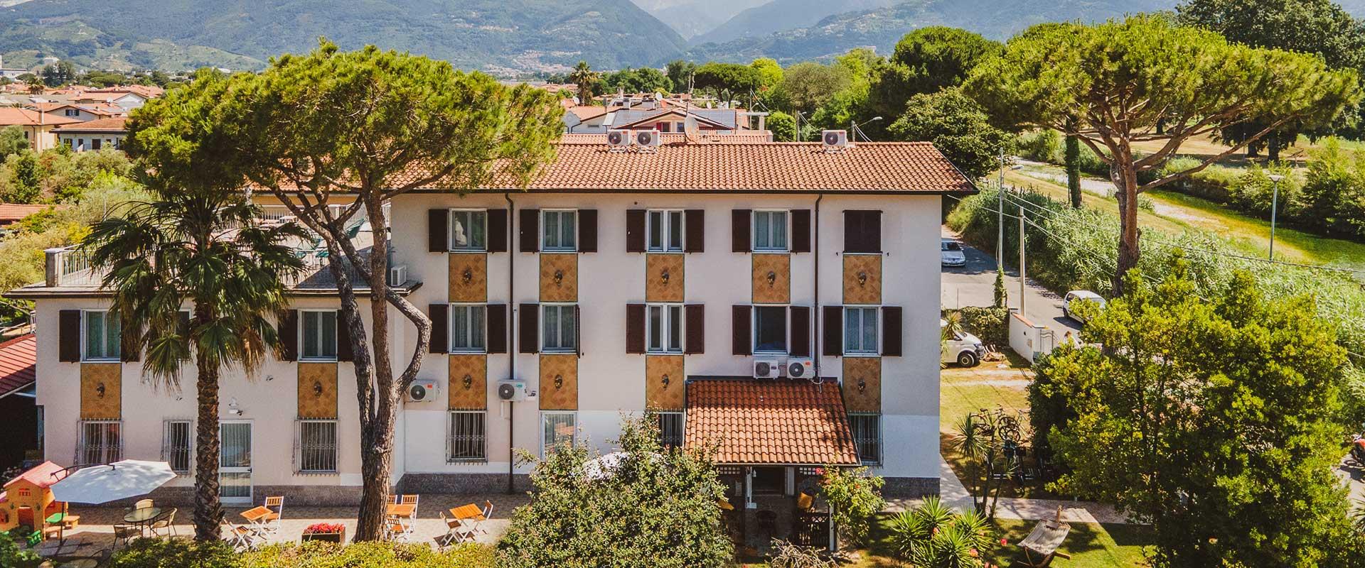 Hotel Villa Giada Marina di Massa, Toscana